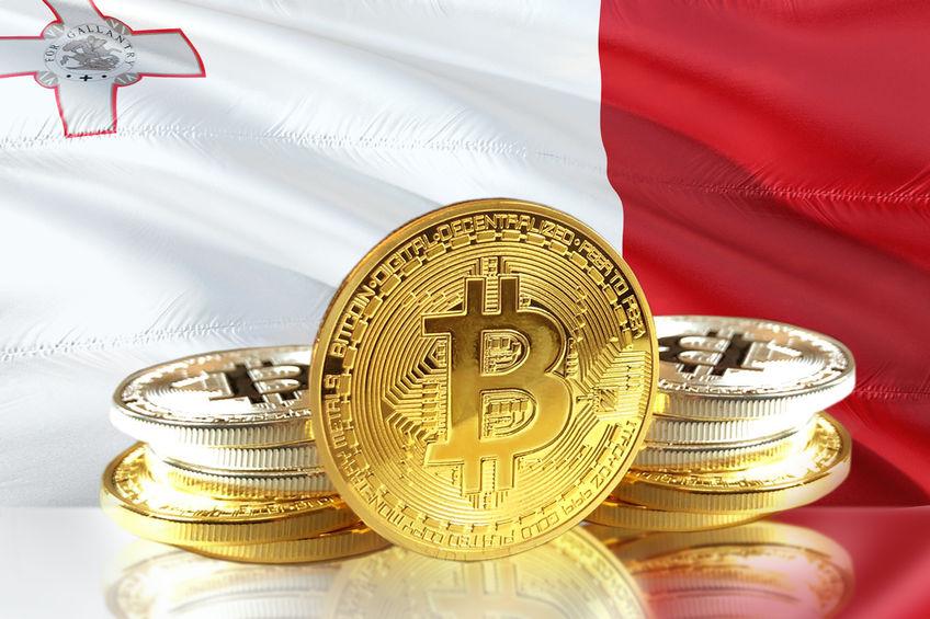 blockchain malta 848x565
